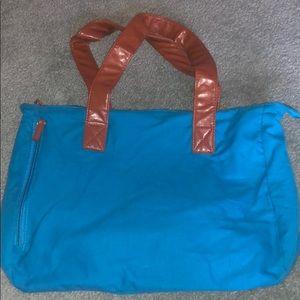 Blue Avon Tote Bag